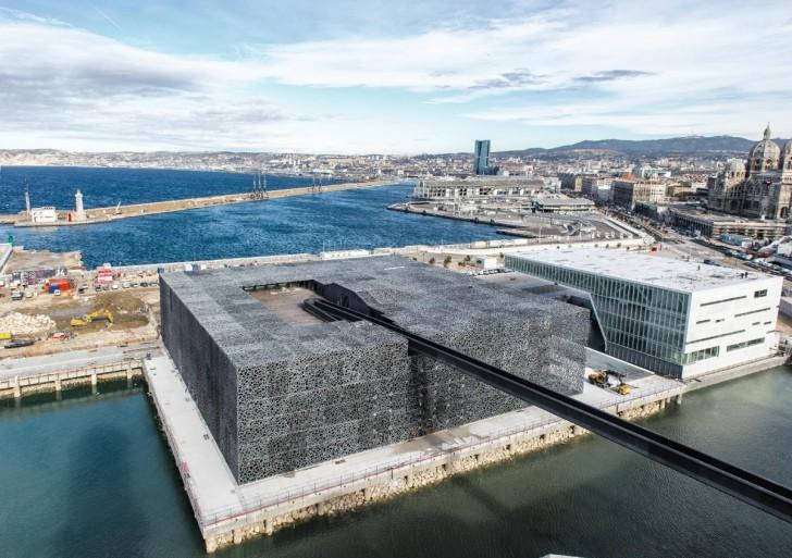 MuCEM Marseille / Rudy Ricciotti