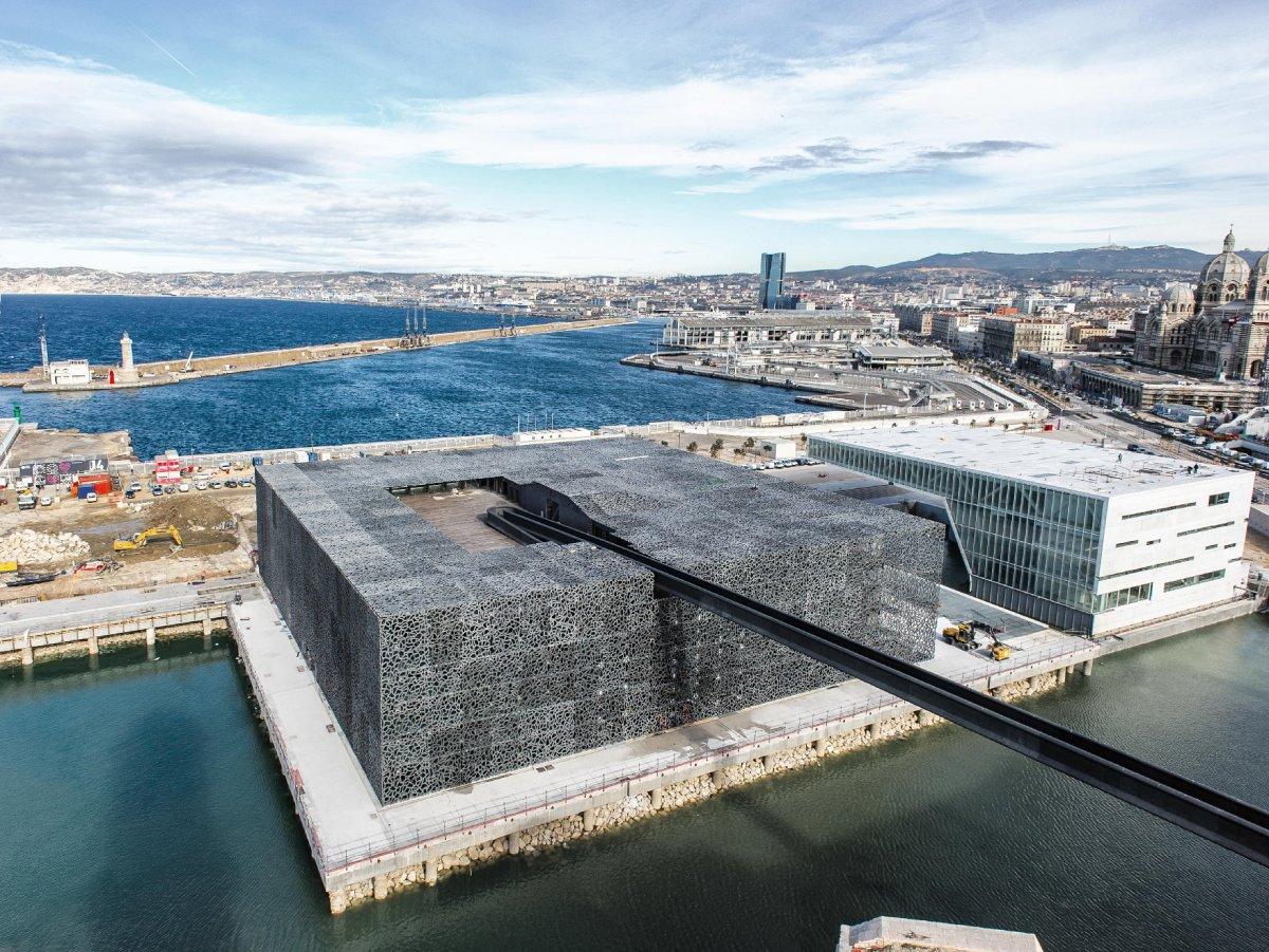House Renovation Ideas Mucem Marseille Rudy Ricciotti Ideasgn