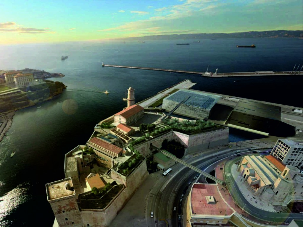 MuCEM Marseille by Rudy Ricciotti 016