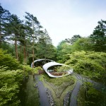 Shell House Karuizawa Japan by Artechnic Architects 008
