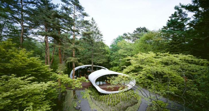Shell House Karuizawa / Artechnic Architects