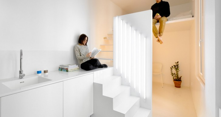 Spectral apartment / BETILLON / DORVAL‐BORY