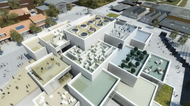 Just How Interactive Will The Lego House Be