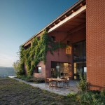 Val Tidone Countryhouse by Park Associati 007