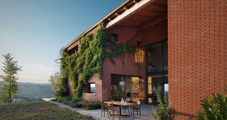 Val Tidone Countryhouse / Park Associati