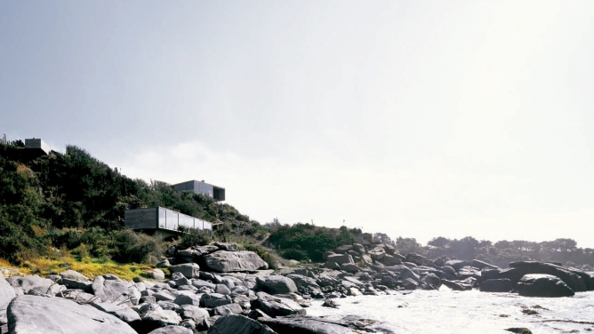 Casa Pite / Smiljan Radic