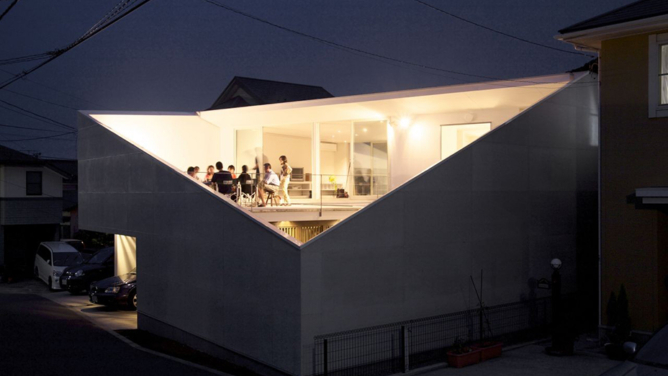 House kn / Kochi Architect's Studio