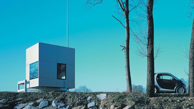Micro-Compact Home