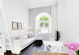 17m² small apartmant in Stockholm