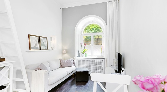 17m² small apartmant in Stockholm