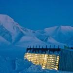 Administration Building for the Governor of Svalbard by JarmundVigsnæs AS Arkitekter MNAL 007