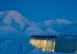 Administration Building for the Governor of Svalbard / Jarmund/Vigsnæs AS Arkitekter MNAL