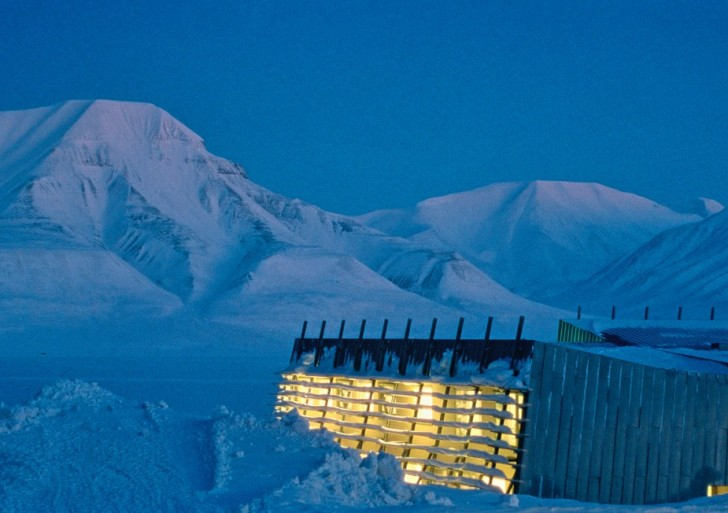 Administration Building for the Governor of Svalbard / Jarmund/Vigsnæs AS Arkitekter MNAL
