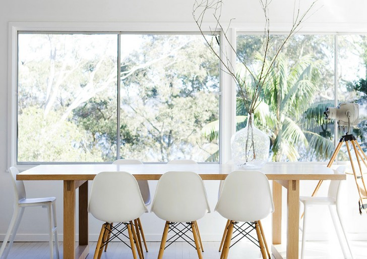 Alice Flynn Bright house Sydney / Penny Farthing Design House