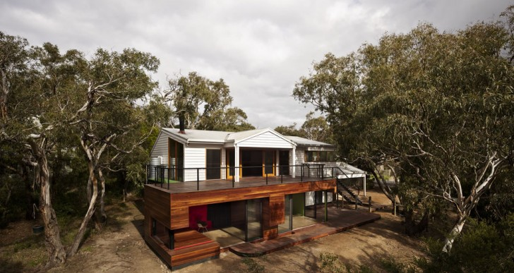 Anglesea beach house / Andrew Maynard Architects