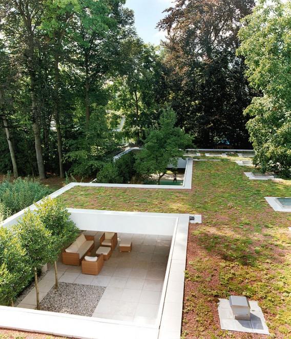 Atrium House Max Brunner