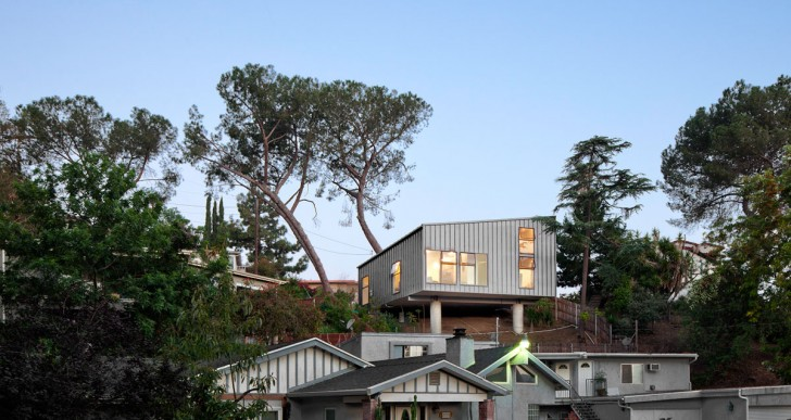BIG & small House / Anonymous Architects