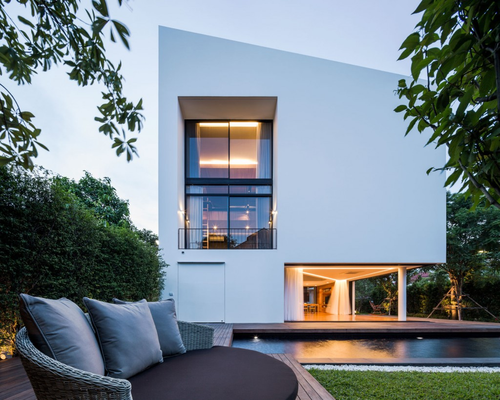 Baan Moon in Bangkok by Integrated Field IF 004