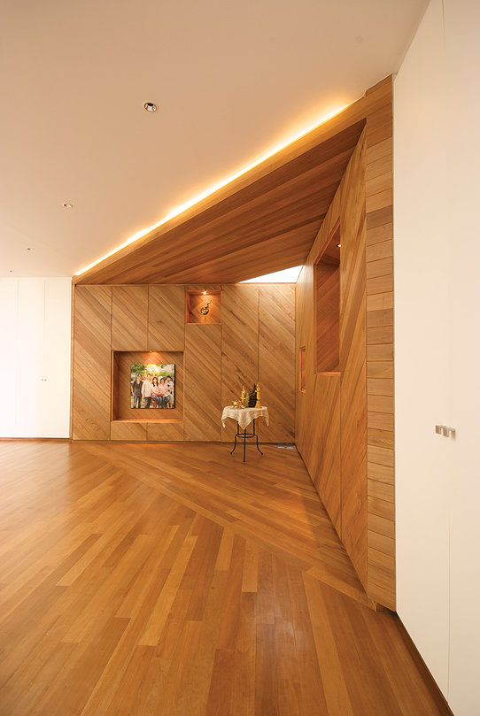 Baan Moon in Bangkok by Integrated Field IF 043