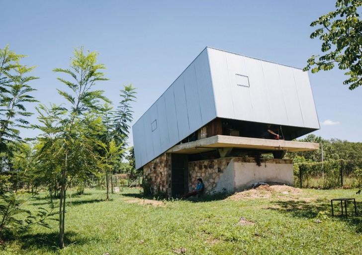 Caja Obscura / Javier Corvalán + Laboratorio de Arquitectura