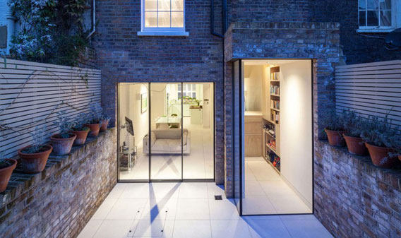 Chelsea Town House / Moxon Architects