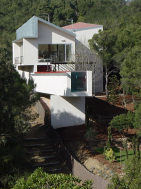 Colin's House by Archikubik 010