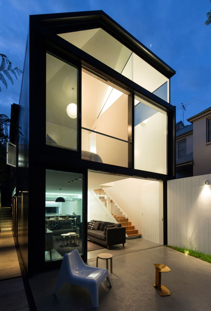 House conversion by christopher polly architect 006