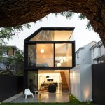 Cosgriff House Sydney conversion by christopher polly architect 008