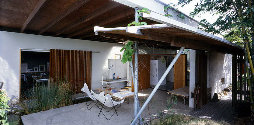 D House In Brisbane By Donovan Hill Architects 008 Ideasgn
