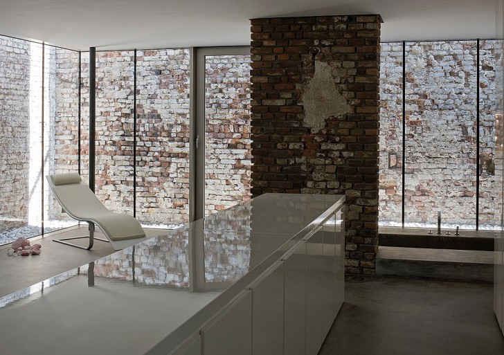 Dusseldorf Loft / Atelier d'Architecture Bruno Erpicum