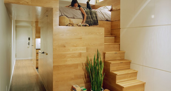 East Village Studio / Jordan Parnass Digital Architecture