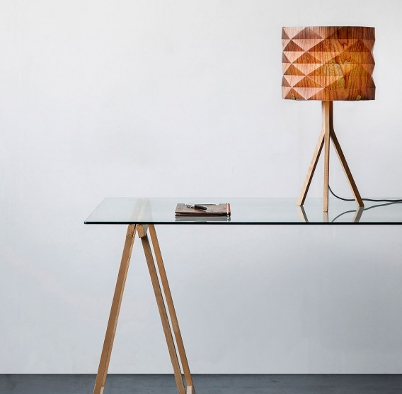 Folded Lamp by Ariel Zuckerman 002