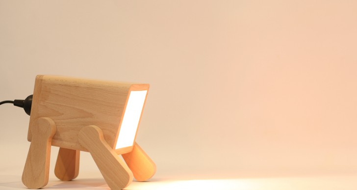 Frank lamp / Pana Objects