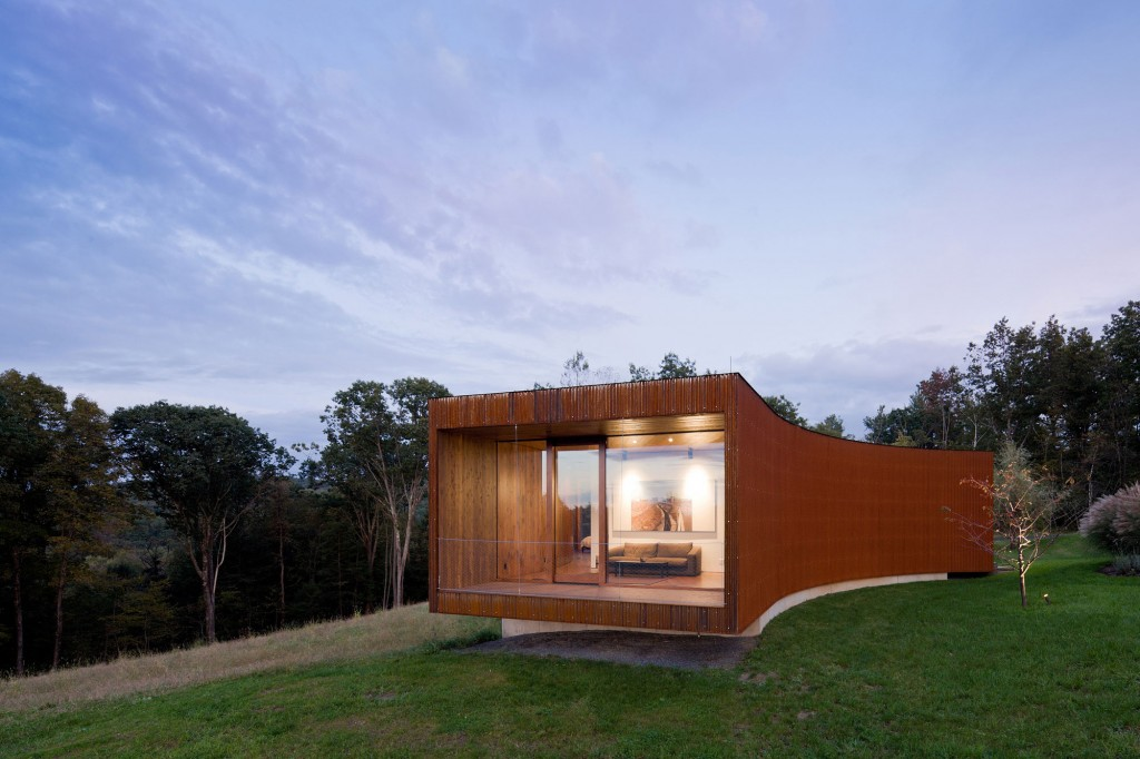 Guesthouse in Ancram by  HHF architects 003