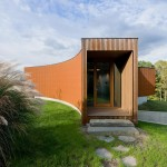 Guesthouse in Ancram by  HHF architects 012