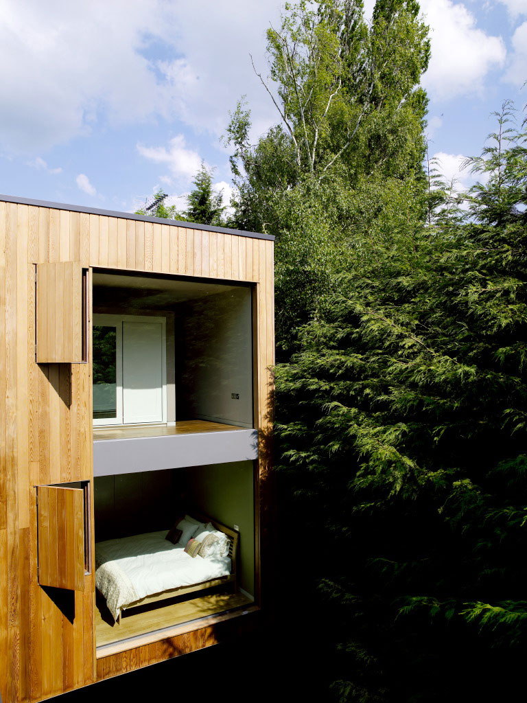 Hind House Berkshire by John Pardey Architects 008