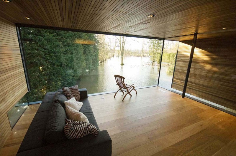 Hind House Berkshire by John Pardey Architects 020