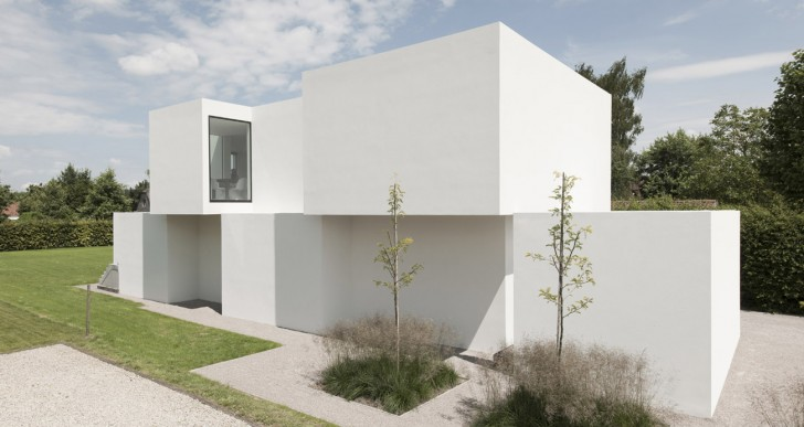 House DZ in Mullem / Graux & Baeyens architecten