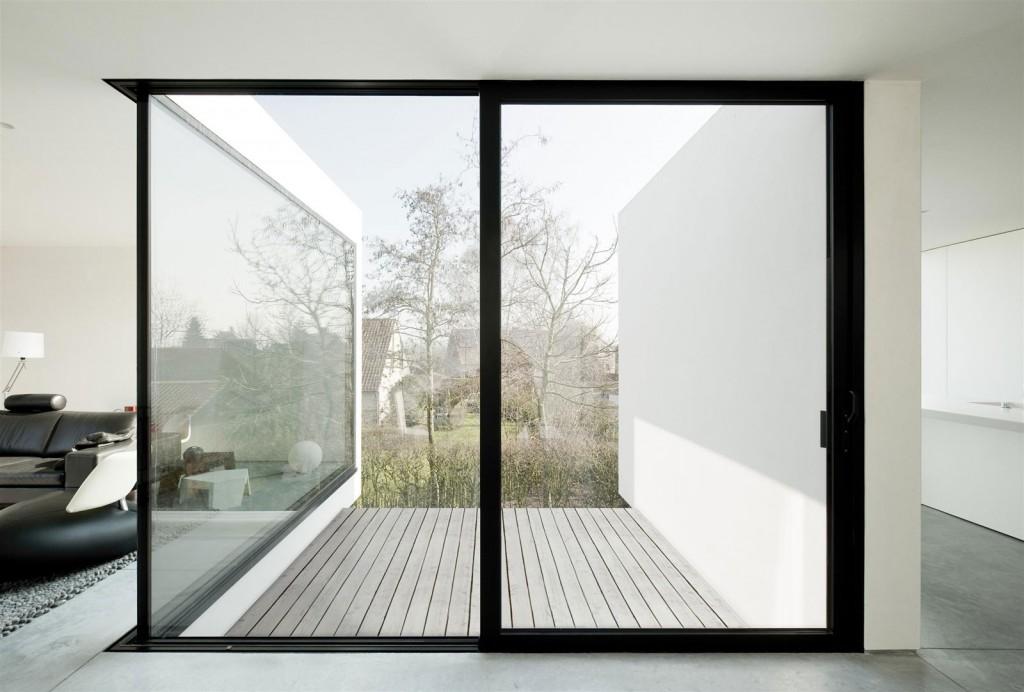 House DZ Mullem by Graux Baeyens