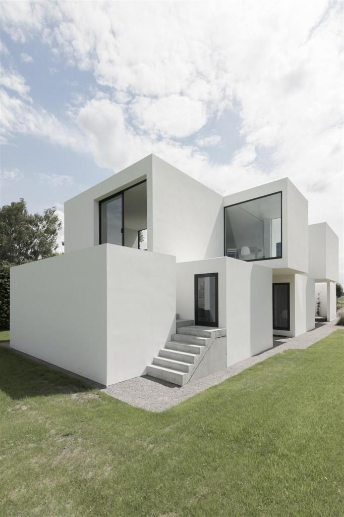 House DZ by Graux Baeyens