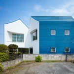 House Snapped Saitama by naf architect & design 002