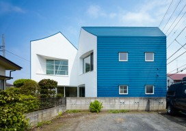 House Snapped / naf architect & design