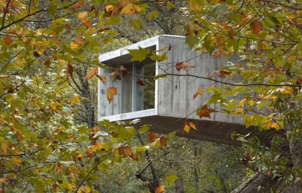 House in Gerês by Correia Ragazzi Arquitectos 001