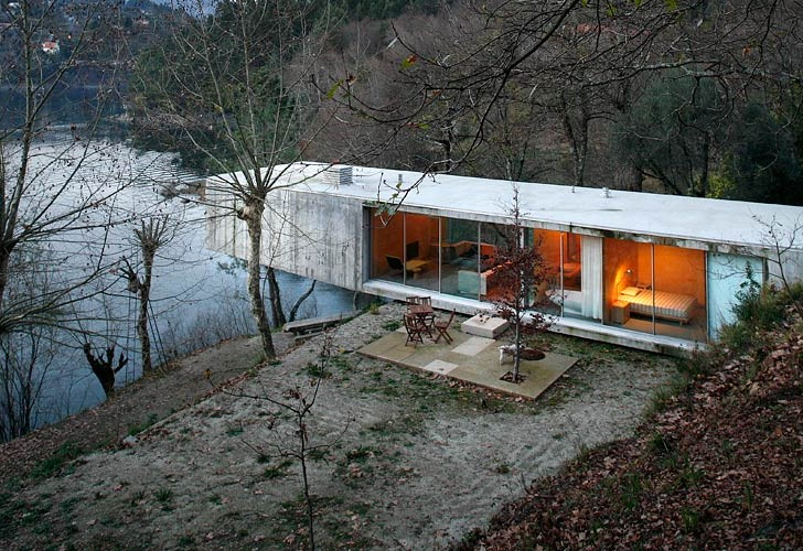 House in Gerês / Correia/Ragazzi Arquitectos