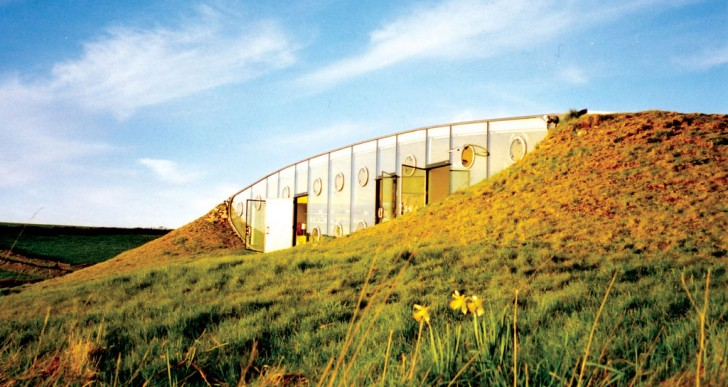 House in Wales / Future Systems