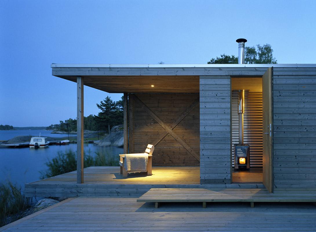 island house arkitektstudio widjedal racki ideasgn. Black Bedroom Furniture Sets. Home Design Ideas