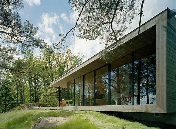 Island House Stockholm archipelago by Arkitektstudio Widjedal Racki 013