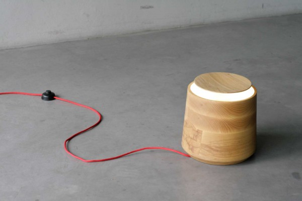 Jar Lamps by Noon Studio 001