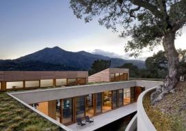 Kentfield Hillside Residence / Turnbull Griffin Haesloop Architects