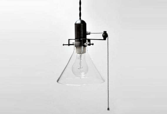Machine Shop Handmade Lighting